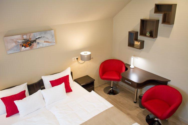 Hotel MeDoRa*** - kétágyas szoba