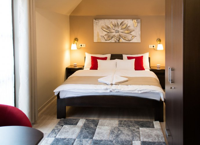 Hotel MeDoRa kétágyas szoba 2.