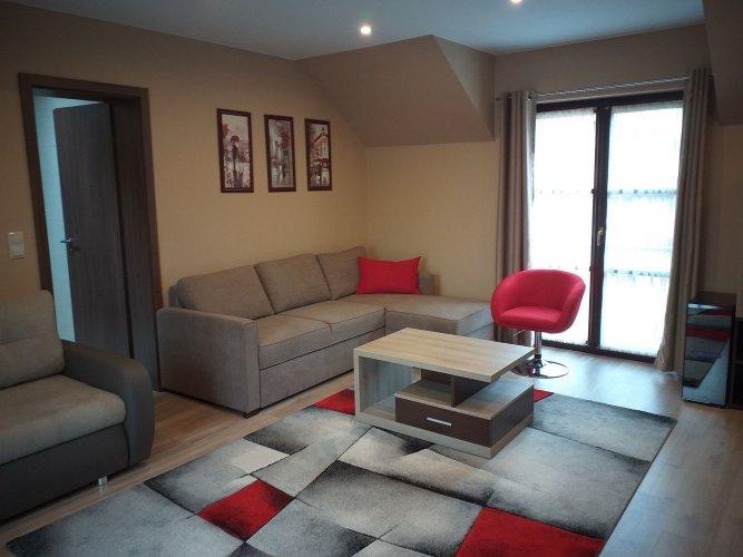 Hotel MeDoRa lakosztály nappali 2