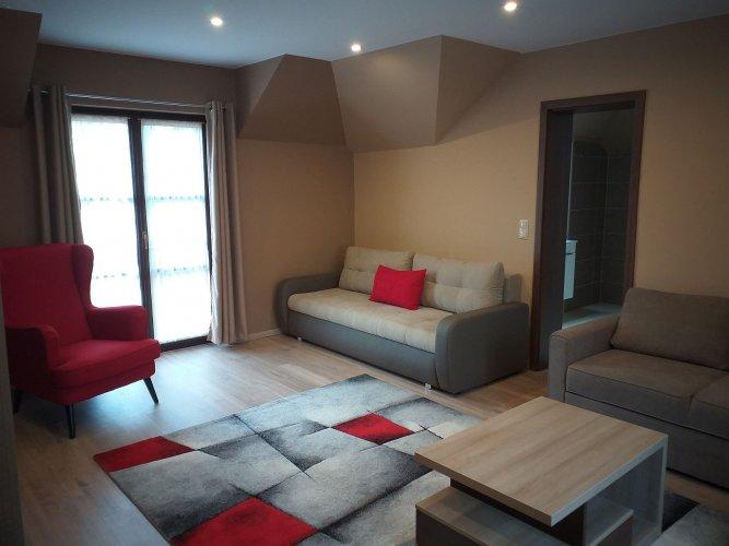 Hotel MeDoRa lakosztály nappali 3