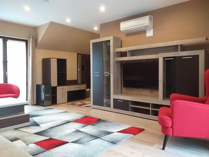 Hotel MeDoRa lakosztály nappali