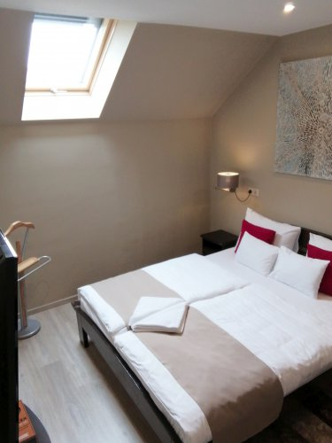 Hotel MeDoRa lakosztály fő hálószoba